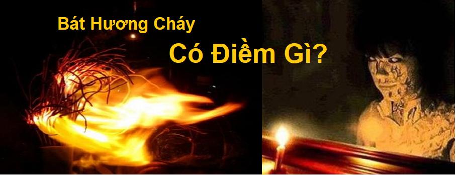 Điềm Báo Bát Hương Cháy  - Tai Họa Ngập Đầu - Bát Hương Cháy Đánh Con Gì