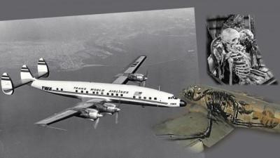 Chuyến bay mất tích suốt 35 năm đột ngột xuất hiện , khi hạ cánh các hành khách đều thành hài cốt