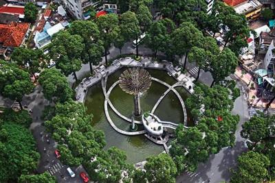 Ly Kỳ giai thoại Hồ Con Rùa trấn yểm long mạch Sài Gòn và sự độc ác của thực dân Pháp